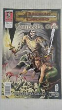 Dungeons & Dragons Tempest's Gate #4 March 2002 Kenzer And Company Comics