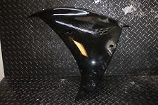 2012 Yamaha YZF R1 Raven LEFT LOWER MID UPPER SIDE FAIRING COWL