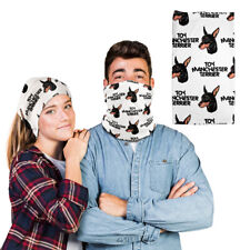 Polyester Neck Gaiter Face Mask Toy Manchester Terrier Dog Style C Pets