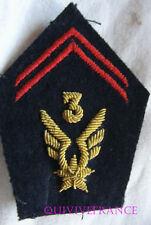 IN9627 -  TISSU de COL 3°Rgt ALAT - officier