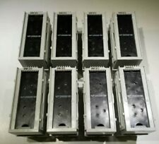 (Lot Of 8) Mars Mei 1000 Bill Acceptor Stacker Boxes, All Series 2000 Validators