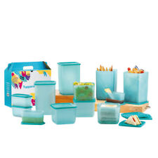 Tupperware Stackable Transparent Food Storage Containers Set - Free Shipping