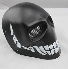 Fiberglass Resin Airsoft Paintball BB Gun Mesh Eyes Protection Mask