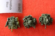 Games Workshop Epic 40k Leman Russ Battletanks x3 Battle Tanks Metal Armageddon