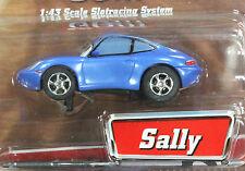 CARRERA GO 61184 DISNEY PIXAR CARS SALLY NEW 1/43 SLOT CAR IN SEALED PACKAGE
