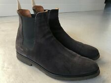 Common Projects Suede Chelsea Boots Dark Grey 42 8