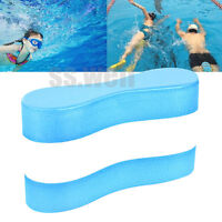 Foam Pull Buoy Float Kickboard For Kids Adults Pool Swimming Safety Training Aid