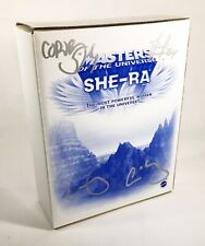 2004 MOTU She Ra Comic Con Exclusive Sealed Signed by Four Horsemen