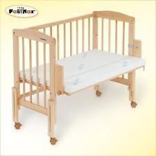 Fabimax Baby cama auxiliar pro con colchón