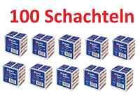 Streichhölzer Riesaer Zündhölzer 100 Schachteln 3800 Stück