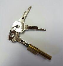 1x Schlüssellochsperrer für Zimmertür