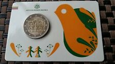 "Lithuania 2 euro coin 2018 ""Song and Dance Celebration"" COIN CARD"