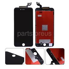 Black LCD Screen 3D Touch Digitizer + Frame Assembly For iPhone 6S Plus 5.5''