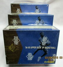 1994-95 Upper Deck SP Basketball Factory Sealed Hobby Box - Grant Hill, Kidd RCs