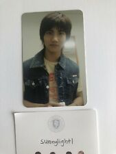 TVXQ Changmin Keep Your Head Down Photocard