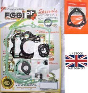 Honda MSX125 GROM Oil Filter Spinner + Clutch Cover Gasket + FULL GASKET SET