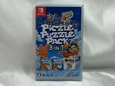 Nintendo Switch Japan Piczle pixel Puzzle Pack 3 in 1 from Japan