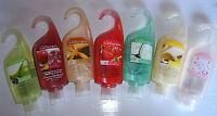 Avon Shower Gel Senses Natural & Body Wash moisturizing PH balanced Choose scent