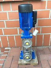 Neue Lowara SV 207 Pumpe - Kreiselpumpe / Druckerhöhung