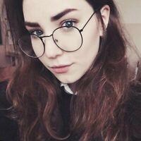Metal Round Glasses Optical Frames Women Men Clear Lens Eyeware Transparent