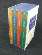 The Lord of the Rings and the Hobbit by J. R. R. Tolkien Boxed Set Softcovers