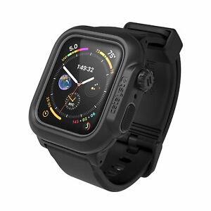 Catalyst Waterproof case Stealth Black - Apple Watch 4/5/6/SE 44mm