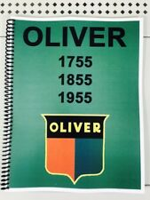 1955 Oliver Tractor Technical Service Shop Repair Manual