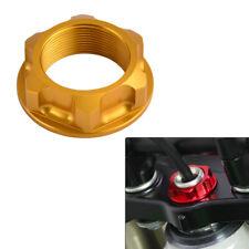 NiceCNC Steering Stem Nut For Suzuki RM125 RM250 2004-2013 RMX450Z 2010-2017