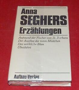 Anna Seghers - Erzählungen -- Aufbau Verlag