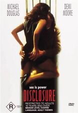 Disclosure (DVD, 1999) Brand New & Sealed, Region: 4