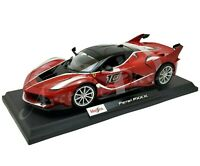 Maisto 1:18 2020 Special Edition Diecast - Red Ferrari FXX K Race Car #31717