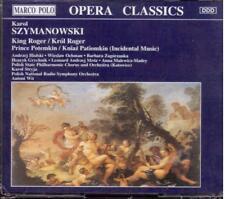 Szymanowski: King Roger, Prince Potemkin / Wit, Stryja, Hiolski, Ochman - CD