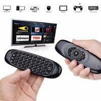 Rechargeable Wireless Fly Air Mouse Keyboard Remote Control For Android TV Box