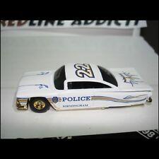 2000 Hot Wheels Cop Rods '59 Chevy Impala Birmingham AL Police Real Rider Wheels