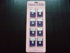 Snow White Special Edition Collectors 8 Count Pin Set ~ Unopened