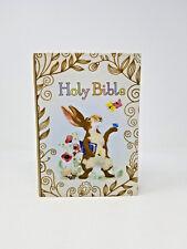 NKJV The Velveteen Children's Bible from Tommy Nelson Publishing Very Cute!