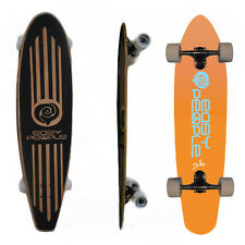 Easy People Longboards  PT-2 Pintail Widetail Longboard Complete Deck Push