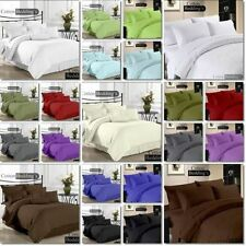 "Hotel Collection US Twin Size 800-1000-1200TC Cotton ""1pc Fitted Sheet ""Colors"