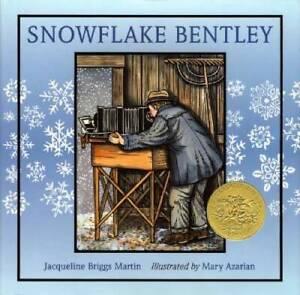 Snowflake Bentley (Caldecott Medal Book) - Hardcover - GOOD