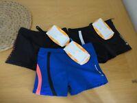 Boys Branded Swimming Trunks 3 4 5 6 7 8 9 10 11 12 years BNWT FREEPOST