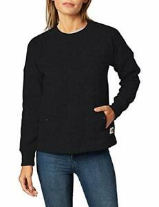 The North Face Women's Crescent Pullover Sweater, Black, Size M, $89, NwT