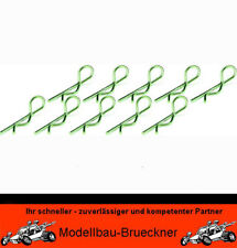 Carrozzeria COPPIGLIE VERDE 27 mm Lang KYOSHO GRAUPNER THUNDER TIGER Buggy Truggy