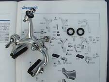 CAMPAGNOLO super record ,cobalto ,50th ,chorus ,brake adjuster rubber ring set