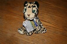 Microsoft Kinectimals Bornean Clouded Leopard w/ Code NEW