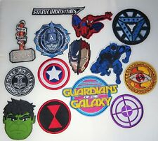 AVENGERS INFINITY WAR ULTIMATE PATCH SET OF (14) FOURTEEN PATCHES #2