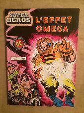 SUPER HEROS (Arédit DC en couleurs) - T8 : octobre 1980
