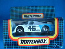 MATCHBOX MB46 - SAUBER GROUP C - GRAND PRIX INTERNATIONAL
