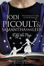 Off the Page by Jodi Picoult - Large Paperback - SAVE 25% Bulk Book Discount