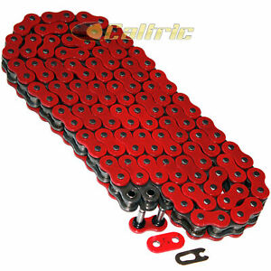 O-Ring Drive Chain for Ducati 1100 Multistrada Hypermotard 2007 2008 09 2010 Red