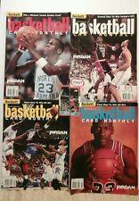 BECKETT BASKETBALL MICHAEL JORDAN LEGACY SERIES ISSUE #101-104 BULLS 1998-99